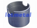 molybdenum crucible/boat