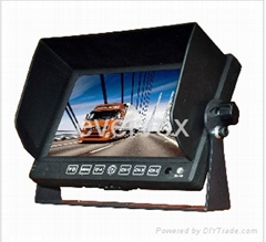 7 inch Stand Alone Monitor with sunshade