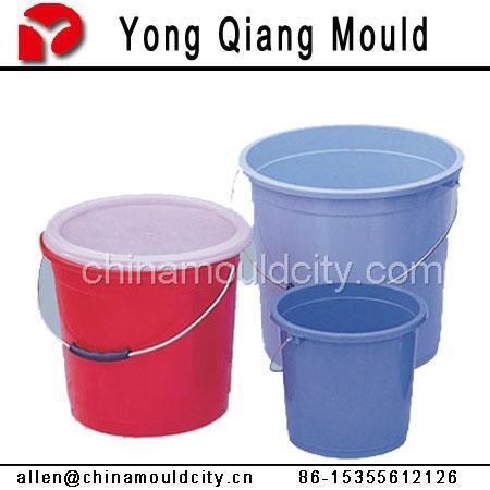 日常家用塑料水桶模具 4