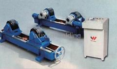 HGK lead screw adjustable welding rotators /turning roll