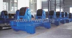 HGK bolt adjustable welding rotators /turning roll