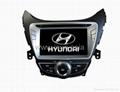 8 inch Car DVD for HYUNDAI ELANTRA