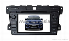 Special Car DVD for MAZDA CX-7