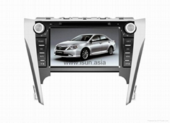 Car DVD for TOYOTA CAMRY 2012 (EUROPE)