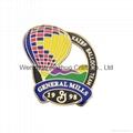 Enamel Metal Badge