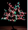 LED Christmas trees christmas lights multi colors high quality