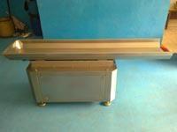 1800 Horizontal Fastback Motion Conveyor