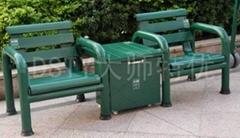 广州大师特优球场运动员休息椅