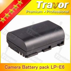 battery for CANON  LP-E6