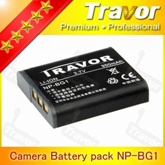 battery for  SONY NP-BG1