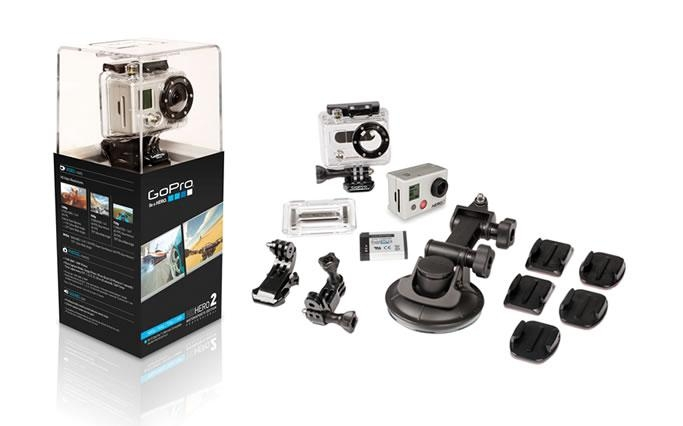 Gopro HD Hero2 New Editions Camcorder 1