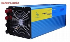 3000w/6000W pure sine wave dc to ac car power inverter