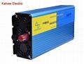 800W/1600W pure sine wave dc to ac power
