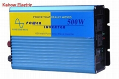 500w/1000W pure sine wave inverter