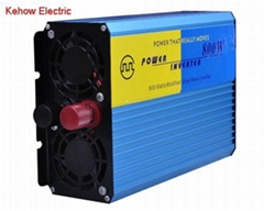 800W dc to ac modified sine wave car power inverter