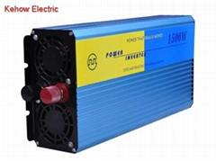 1500W dc to ac modified sine wave car power inverter