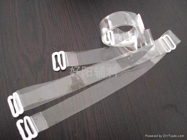 TPU透明印花肩带 1