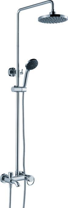 brass shower set faucet F1-006F0 1