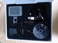 underwater video fishing camera