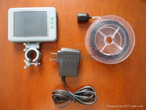 underwater video fishing camera 1