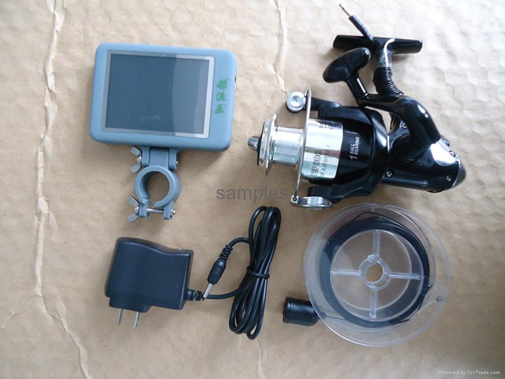 Underwater video fishing camera dl101 a duyule china for Underwater camera fishing