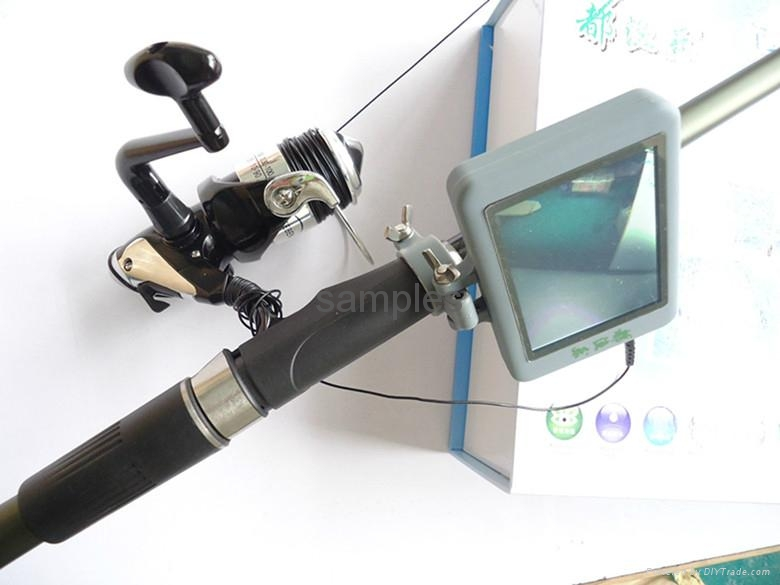 Underwater video fishing camera dl101 a duyule china for Fishing lure with camera