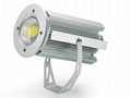 The best price High Lumen induction Led track lamp for outdoor chinese factory 1