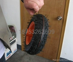 high rubber content tire