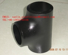 Seamless carbon steel welding pipe fittings