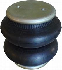 2B 5211 conlvoluted rubber air spring