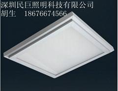 LED背發光面板燈直發光