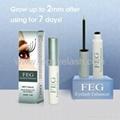 Safety mascara eyelash growth liquid  3