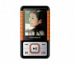 4GB MP4 player with FM/EQ/USB