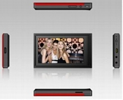 3 inch HD wide screen multi-media mp5 player support TF card | FM