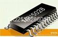聚積電流調整模式LED屏驅動芯