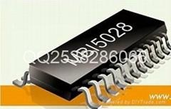 聚積電流調整模式LED屏驅動芯片MBI5028GP