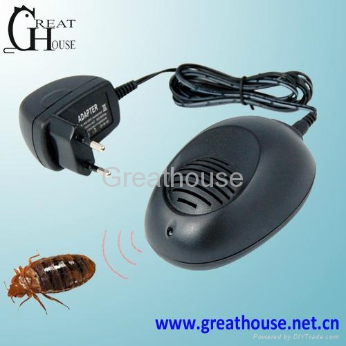 Ultrasonic Pest insect Repellent GH-325 1