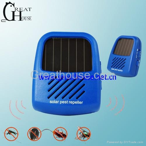 Solar Insect Repeller GH-631 1