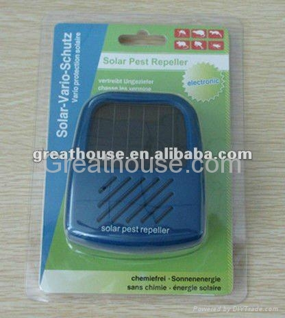 Solar Insect Repeller GH-631 4