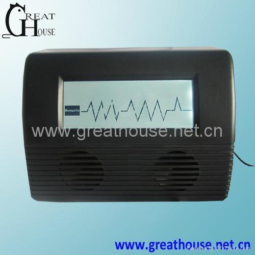 LCD screen pest repeller GH-711 2