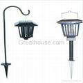 Solar Power mosquito killer Lamp 4