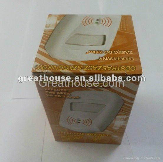 Electromagnetic Pest Repeller  GH-620 4