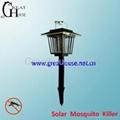 Solar Power mosquito killer Lamp