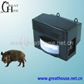 Ultrasonic wild animal Repeller GH-326