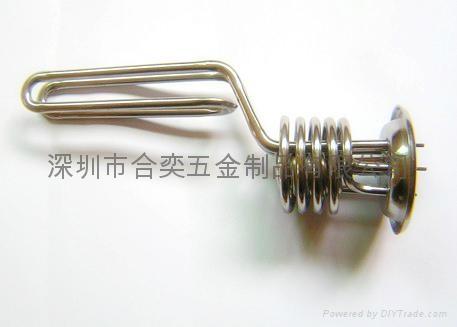 不锈钢热水器电热管 1