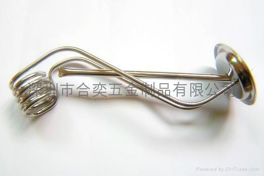 不锈钢热水器电热管 3
