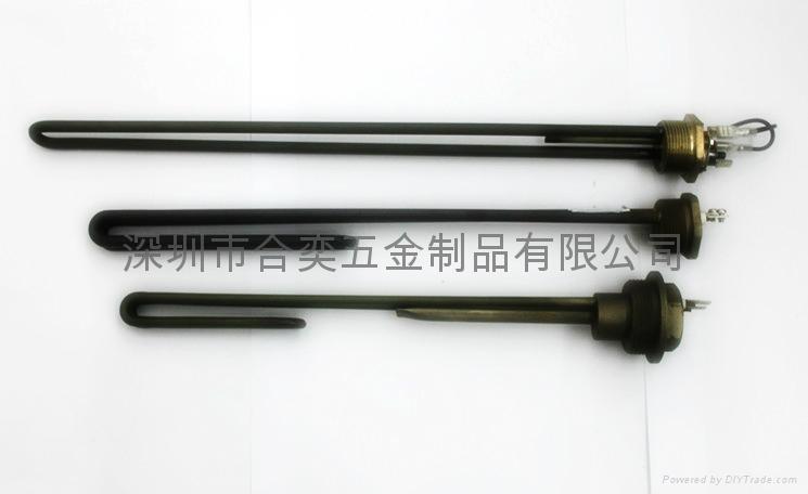 太陽能熱水器電熱管 1