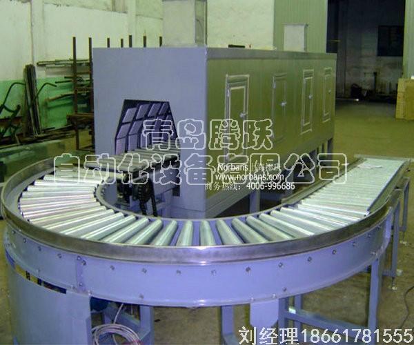 滚筒线_链板输送机青岛腾跃自动化设备有限公司供应 3