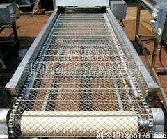 網帶輸送機_鏈板輸送機騰躍自動化供應