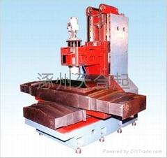 850 milling bare machine